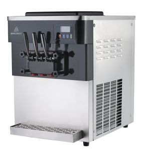 China Good Quality Soft Serve Ice Cream Machine pictures & photos