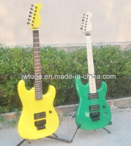 Floydrose Tremolo Bridge Electric Guitar pictures & photos