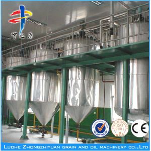 1-500 Tons/Day Cooking Oil Refinery Plant pictures & photos