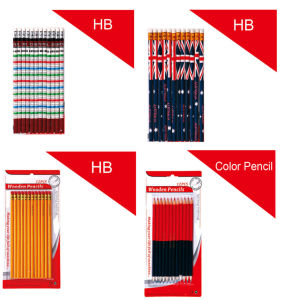 Hb Pencil with Nice Design pictures & photos