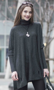Ladies′ Fashion Cashmere Sweater (1500002077) pictures & photos