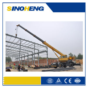 Manufacture Sinoheng 30 Ton Rough Terrain Crane pictures & photos