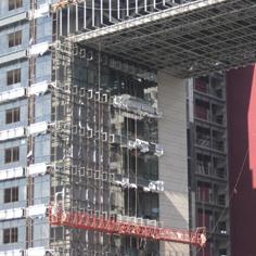 Zlp630 Suspended Work Platforms Aerial Work Platform pictures & photos