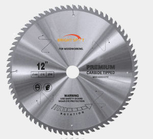 Tct Saw Blades Cutting Laminated Panels pictures & photos