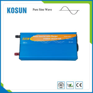 Online Shop China 500W Pure Sine Wave Inverter with Charger pictures & photos