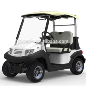 2 Seats Electric Golf Cart, New Designed, Aluminum Chassis Frame Eg202ak pictures & photos