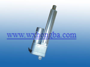 Waterproof Mini Linear Actuator with Inner Limit Switch/Potentiometer/DC Motor (HB-DJ806) pictures & photos