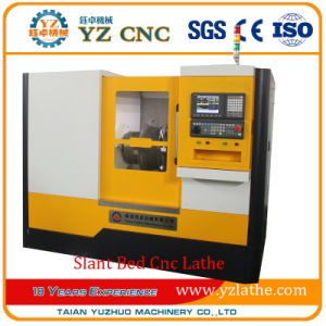 Tck42 High Quality CNC Lathe Slant Bed pictures & photos