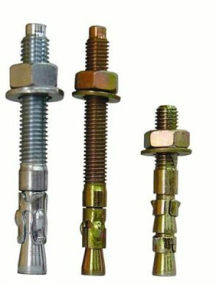 Chain Anchor, Shackle, Wall Anchor Bolt, Wedge Anchor, Hook pictures & photos