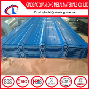 Double Coated and Double Dry PPGI Roofing Sheet pictures & photos