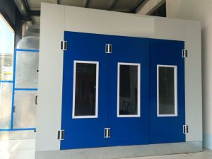 Lower Price Good Quality Car Standard Spray Booth pictures & photos