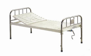 Economic Model, Moveable Semi-Fowler Hosptial Bed (XH-E-1) pictures & photos