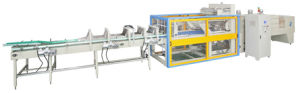 SPC-LSW20F Automatic PE Film Shrink Packing Machine