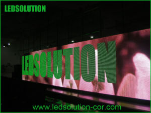 P25 Outdoor Full Color Larger Size LED Display pictures & photos