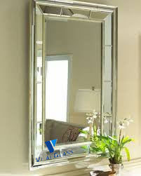 Silver Mirror/Aluminum Mirror/Safety Mirror/Bevelled Mirror/ with CE pictures & photos
