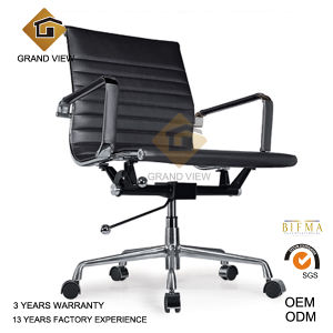 Leather Swivel Office Boss Chair (GV-EA117-2) pictures & photos