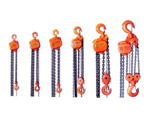 5ton Manual Chain Hoist 5t Chain Block (WBSL-050) pictures & photos