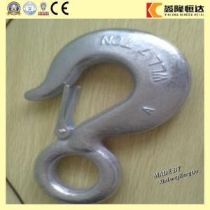 Factory Price Eye Hoist Hook Steel Chain Hook Supplier pictures & photos