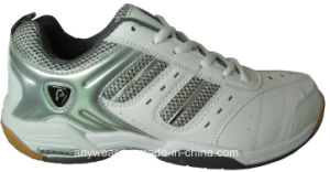 Mens Badminton Court Sports Shoes Tennis Footwear (815-2278) pictures & photos