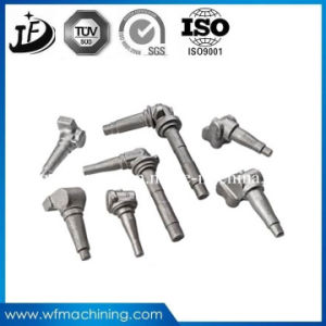 Auto Machinery Metal Close Die Forged Precision Steel Forging Parts pictures & photos