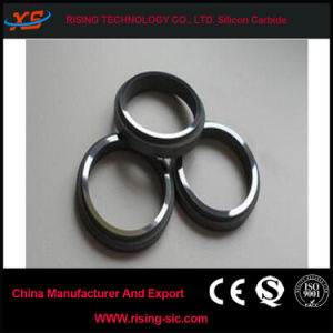 Industrial Seal Rings Made of Silicon Carbide pictures & photos