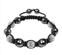 Fashion Shamballa Crystal Bracelet Sh01