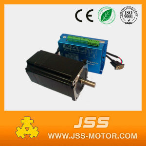 86mm Easy Servo Stepper Motor with Encoder (closed loop stepper motor) pictures & photos