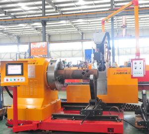 CNC Plasma Pipe Profile Cutting Machine, Pipe Cutter pictures & photos