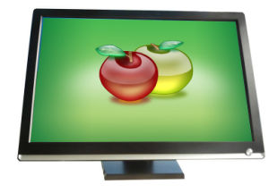 "19"" TFT LCD Resistive Wide Screentouch Screen Display pictures & photos"