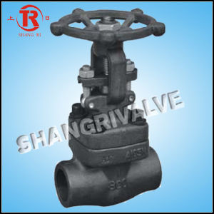 Socket Weld Forged Gate Valve (Type: Z61Y)