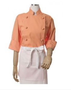 Custom Chef′s Uniform of Good Quality (LL-C14) pictures & photos
