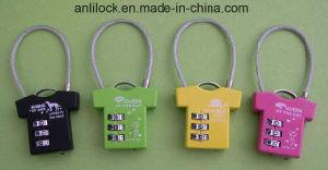 Combination Padlock, Christmas Gifts Lock (AL8007. AL8002) pictures & photos