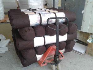 foam roll up mattress pad