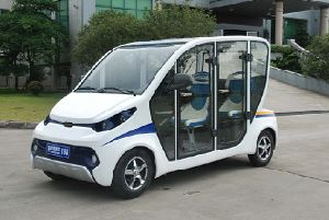 Cheap 4 Seater Household Electric Car From China pictures & photos