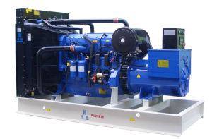 UK 400kVA Diesel Waterproof Silent Generator pictures & photos