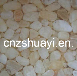 Translucent Nutural River Stone Resin Panel (ZC-2001) pictures & photos