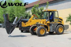 Canada Hot Sale Cummins 2t Wheel Loader pictures & photos