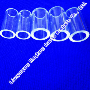 Customized Low Oh Crystal Quartz Tube pictures & photos