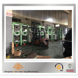 Hydraulic Motorbike Tyre Tire Curing Machine pictures & photos