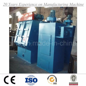 Tumble Shot Blasting Machine for Steel Castings Parts pictures & photos