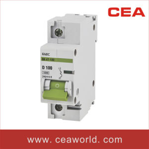 High Quality Nc-100h Mini Circuit Breaker pictures & photos