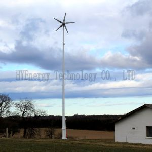 Hye 3kw Wind Energy Turbine for Home on-Grid Power System