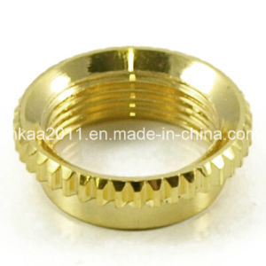 Custom Knurled Thumb Nut, Knurled Nut M2, Knurled Brass Nut pictures & photos