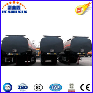 Factory Price 42cbm Diesel/Petrol/Crude Oil Storage Tank/Tanker Utility Cargo Truck Semi Trailer pictures & photos