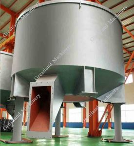 300tpd D-Type Waste Paper Hydrapulper Recycling Paper Pulper Machine pictures & photos