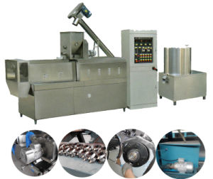 Dog Food Extrusion Machine/Dry Dog Food Making Machine/Rawhide Dog Chews Machine pictures & photos