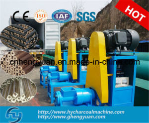 Factory Price Straw Rice Husk Sugarcane Briquette Machine pictures & photos