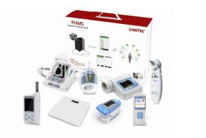 Contec Phms Client Oximeter/ECG/Bp Telemedicine Device pictures & photos