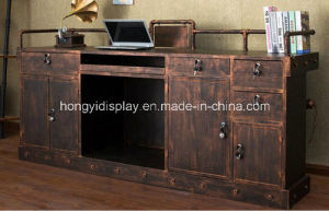 Classical Wooden Cash Counter, Cash Table pictures & photos