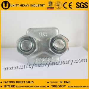 Us Type Drop Forged G-450 Wire Rope Clip pictures & photos